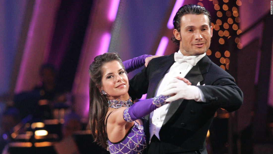 "Kelly Monaco and her professional dance partner Alec Mazo won the first ""Dancing With the Stars"" season 1 competition. Who knew there would be a season 21?"