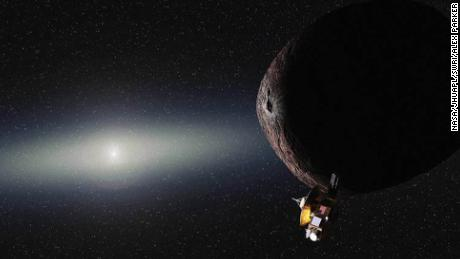 New Horizons team proposes new world to explore