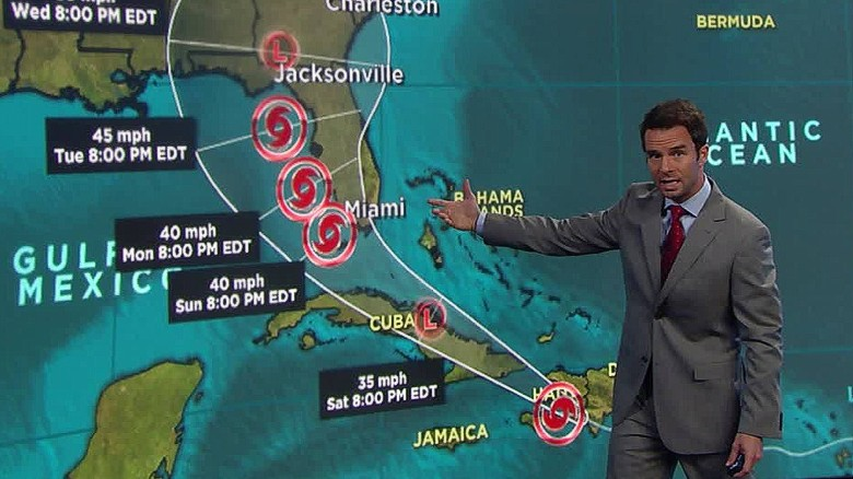 Deadly storm lashes the Caribbean