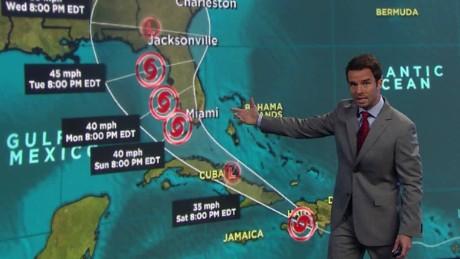 tropical storm erica van dam lklv _00005605