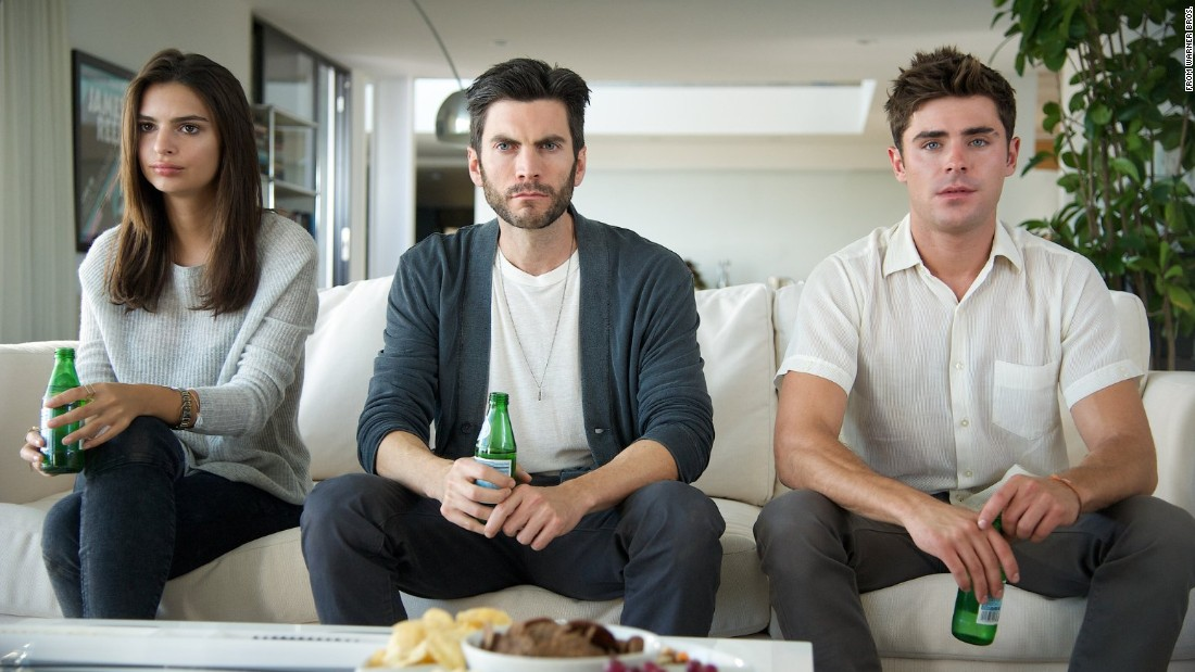 "Zac Efron's movie about DJs, ""We Are Your Friends,"" really took the cake among box office bombs in 2015. It ranks as the <a href=""http://www.boxofficemojo.com/alltime/weekends/worstopenings.htm?page=WRSTOPN20&sort=opening&order=ASC&p=.htm"" target=""_blank"">third worst </a>movie debut of all time."