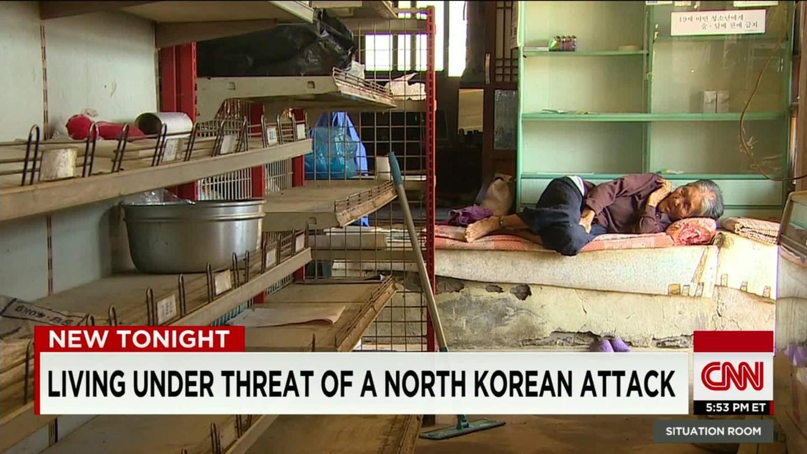 tired of conflict life near the korean dmz cnn