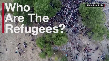 Who are all these refugees?