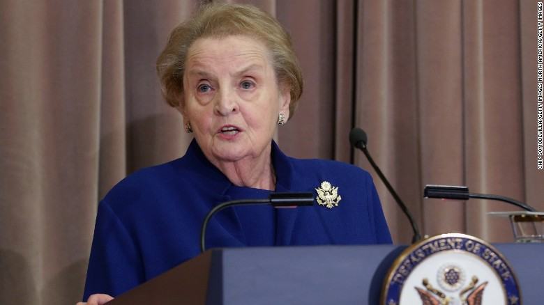 Albright: Iran deal is a win for diplomacy