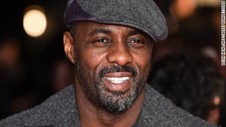 "British actor Idris Elba is taking a major role in ""The Dark Tower."""
