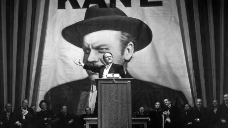 Citizen Kane de Orson Welles avec Orson Welles 1941