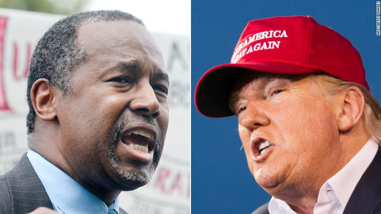 Carson questions authenticity of Trump's faith