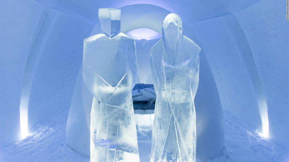Plans have been unveiled for the 26th rendition of the famed Icehotel in Jukkasjarvi, Sweden. The 2016 hotel is due to open December 11. The hotel is rebuilt each fall and lasts until the ice melts in spring.