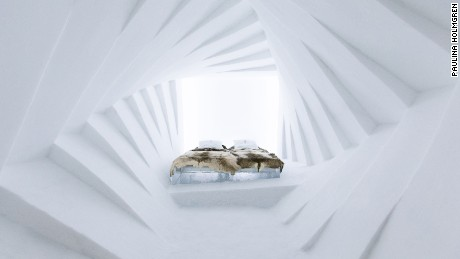 Still cool after all these years? Sweden's latest Icehotel unveiled