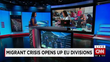 exp Tina Fordham, chief global political analyst at Citi, discusses the migration crisis in Europe_00002001