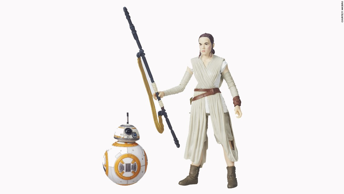"Many ""Star Wars"" products were unveiled in September 2015 (and beyond) tying into the biggest box office hit of all time, ""Star Wars: The Force Awakens."" Fans will be just as excited to collect the figure of droid BB-8 as they will the heroic Rey."