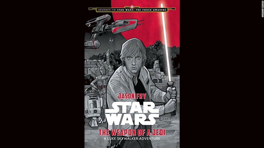 """The Weapon of a Jedi"" focuses on Luke Skywalker."