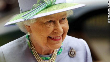 All the Queen's presidents: From Truman to Obama
