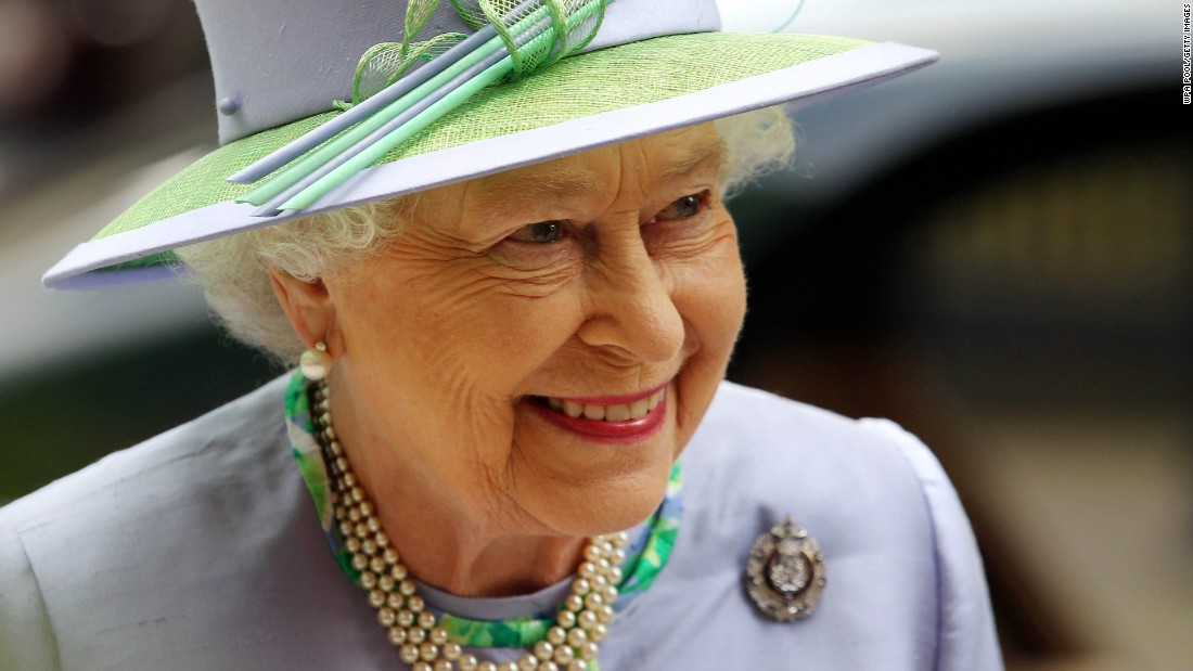 Queen Elizabeth II, the longest-reigning British monarch, was born April 21, 1926. Since she came to the throne in 1952, 11 US presidents have been elected -- and Elizabeth has met with all of them except Lyndon B. Johnson and, so far, Donald Trump.