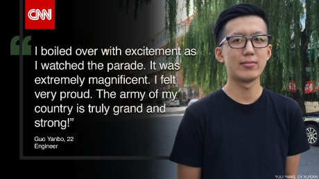 What ordinary Beijingers thought