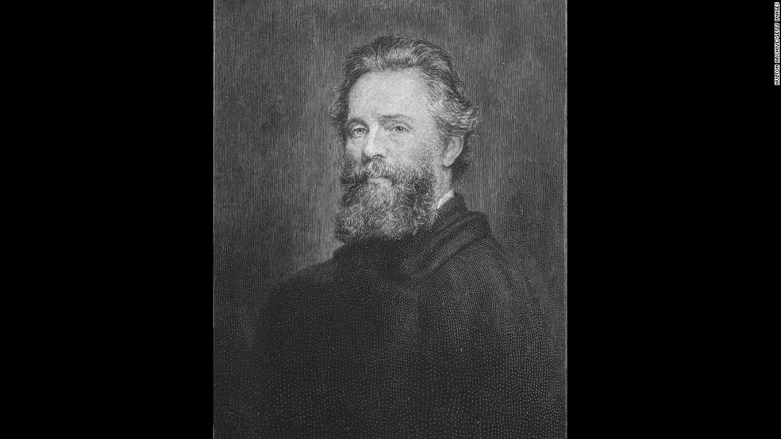"Herman Melville, the author of ""Moby Dick,"" left his estate to his wife. ""I have confidence that through her our children and grandchildren will get their proportion of any benefit that may accrue,"" he wrote. In the latter part of his life, Melville made his living as a customs official."