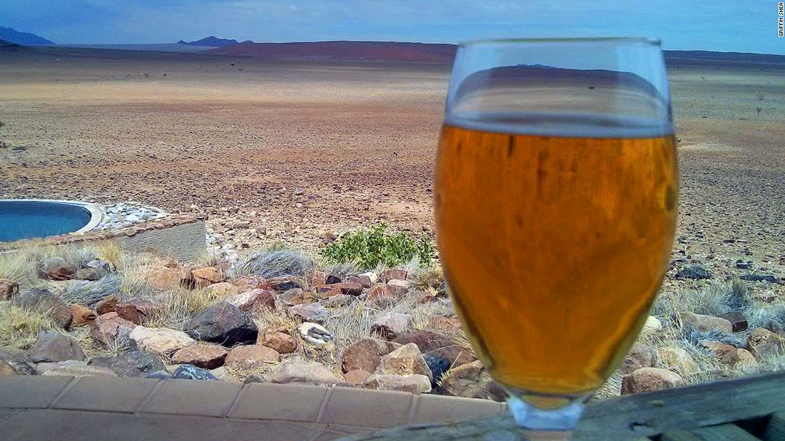 Brewing was introduced to Namibia by German colonists. Their strict purity rules remain in place today, meaning the country produces some of Africa's best, and most refreshing, beers.