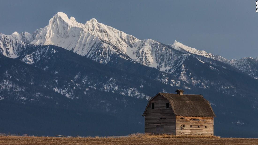The Mission Valley has some of Montana's most spectacular scenery. Just north of Missoula, this valley is a great route to take on your way to Glacier National Park.
