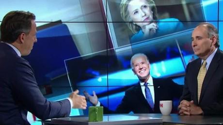 Axelrod on Hillary Clinton presidential race 2016 Lead INTV_00004301