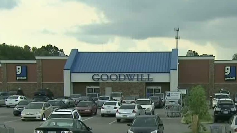 Federal agents raid Goodwill in Memphis