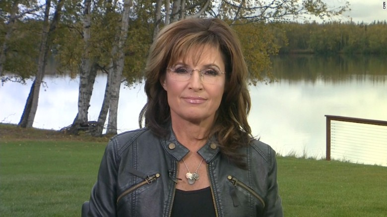 Sarah Palin recommends herself for energy secretary