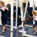 02 strength training women squat