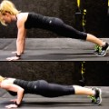 03 strength training women push up