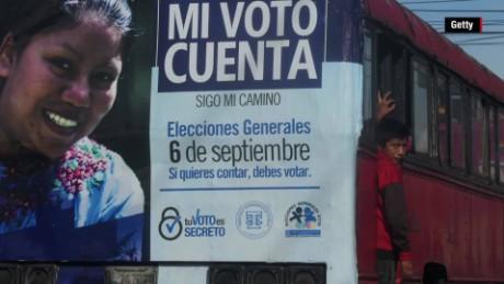 Las elecciones generales en Guatemala_00000000