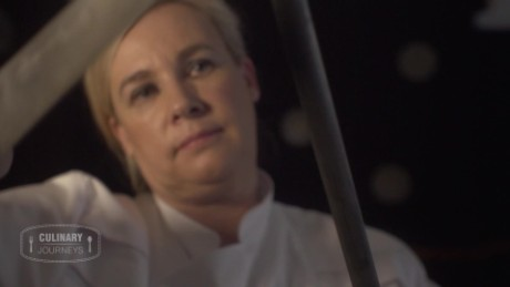 Chef Helene Darroze Part 1:  'I grew up in a pan'