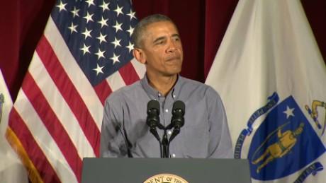 obama tom brady labor day union joke _00000000
