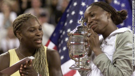 U.S. Open 2015: Serena vs. Venus Williams -- tale of the tape