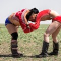 beautiful mongolia17-Wrestling-at-Naadam
