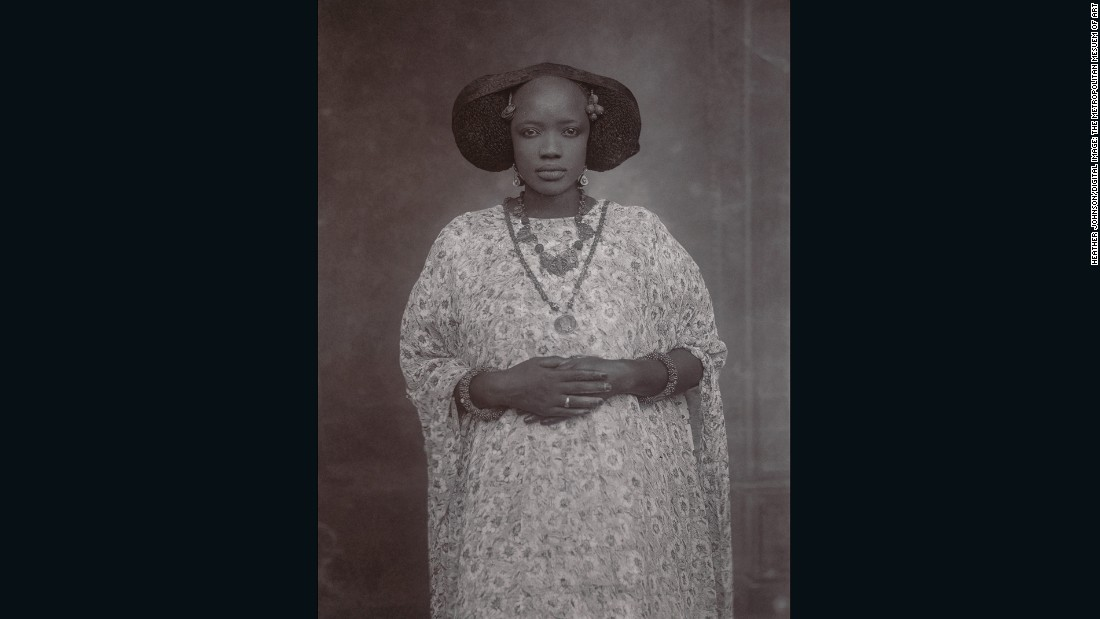 "Over a century's worth of portraits detailing the intimate lives of West Africans have gone on show for the first time in New York. The exhibition at The Metropolitan Museum of Art, titled ""<a href=""http://www.metmuseum.org/about-the-museum/press-room/exhibitions/2015/in-and-out-of-the-studio"" target=""_blank"">In and Out of the Studio: Photographic Portraits from West Africa</a>,""  looks at the earliest pioneers of African photography.<br /><br />Renowned artists such as Samuel Fosso and Seydou Keita take their place alongside many lesser known photographers in a captivating journey capturing snapshots from the lives of everyone from the metropolitan upper classes through to the very poorest rural communities in countries including Senegal, Cameroon, Mali and Gabon. Drawn deep from the museum's vaults, the exhibition features photos, cartes de visites, postcards, real photo postcards and original negatives taken between the 1870s and the 1970s.<br /><br />""The earliest images in the exhibition, taken by professional and amateur photographers in the urban centers of Ghana, Togo, and Senegal, are the most moving and should not be missed as they convey an entirely different narrative than the one disseminated through the colonial channels at the time,"" says curator Yaelle Biro.<br /><br />""'In and Out of the Studio' is a rare opportunity to see how photographers and sitters collaborated to fashion their sense of self and define their own modernity,"" she continues.<br /><br /><strong>The exhibition runs until January 3, 2016 -- Gallery 916, The Metropolitan Museum of Art, New York. Go through the gallery above to see some of the powerful images and read descriptions by the curator. </strong><br /> <br />Portrait of a Woman, ca. 1910<br />Unknown Artist (Senegal)<br />Glass negative"