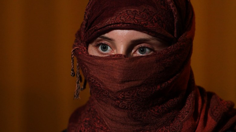 Zeinat was captured by ISIS on Mount Sinjar, and forced to work as Abu Bakr al-Baghdadi's slave.