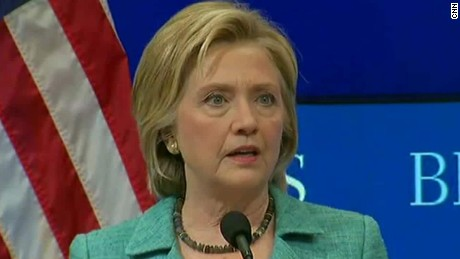 Hillary Clinton: I support Iran nuclear deal