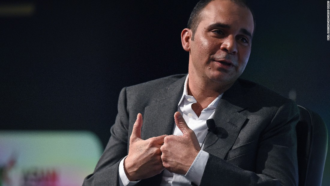 Prince Ali adds his name to the list of candidates seeking to replace Sepp Blatter. The election at scandal-hit FIFA is on February 26, 2016.