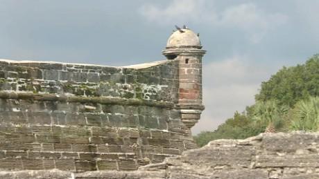 cnnee natpkg valdes st agustine castle _00010508