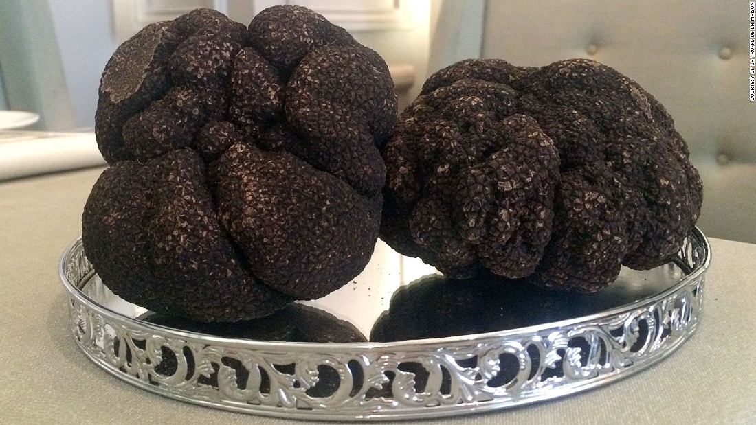 La Maison de la Truffe has been serving all manner of exquisite, and expensive, truffles to Parisian gourmands since 1932. It has two restaurants in Paris and a boutique in Courchevel in the French Alps.