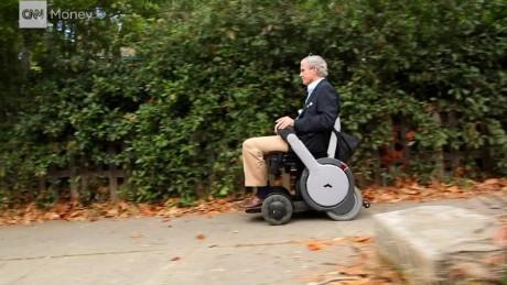 cnnee pkg burke reinvent wheelchair _00000516