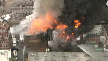 tanker fire explosion arizona _00000000
