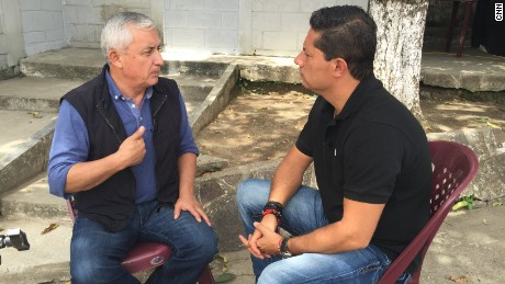 Exclusive interview photos taken at the Military Jail Matamoros in Guatemala City, Guatemala.