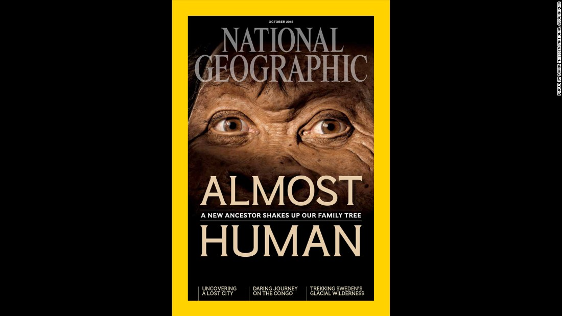 "The full findings of the expedition will be unveiled in the <a href=""http://news.nationalgeographic.com/2015/09/150910-human-evolution-change/"" target=""_blank"">October issue of National Geographic magazine.</a>"