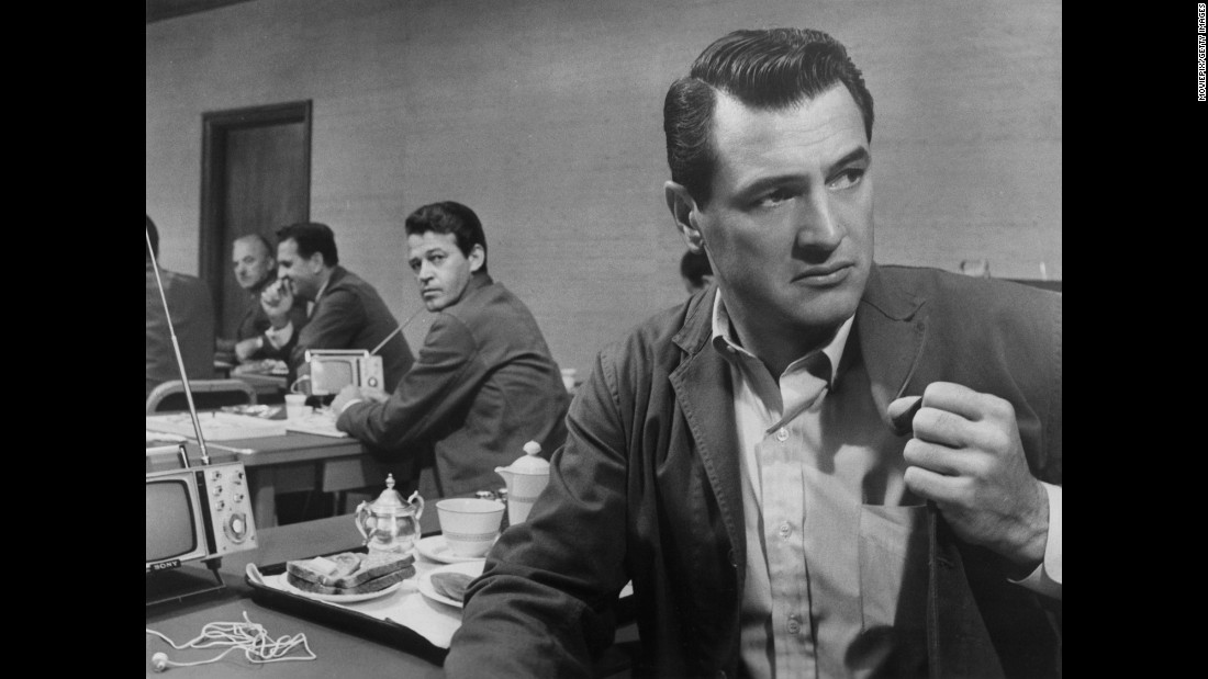 Rock Hudson 30 Years After Death The Impact On Aids Cnn