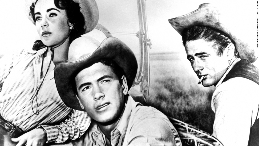 Rock Hudson And Elizabeth Taylor Movies