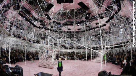 The joy of sets: a look back at fashion's most elaborate catwalk shows
