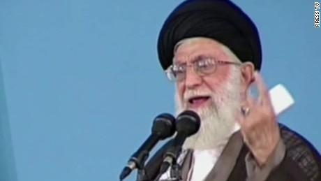 iran ayatollah khamenei israel will not exist 25 years sot_00000215