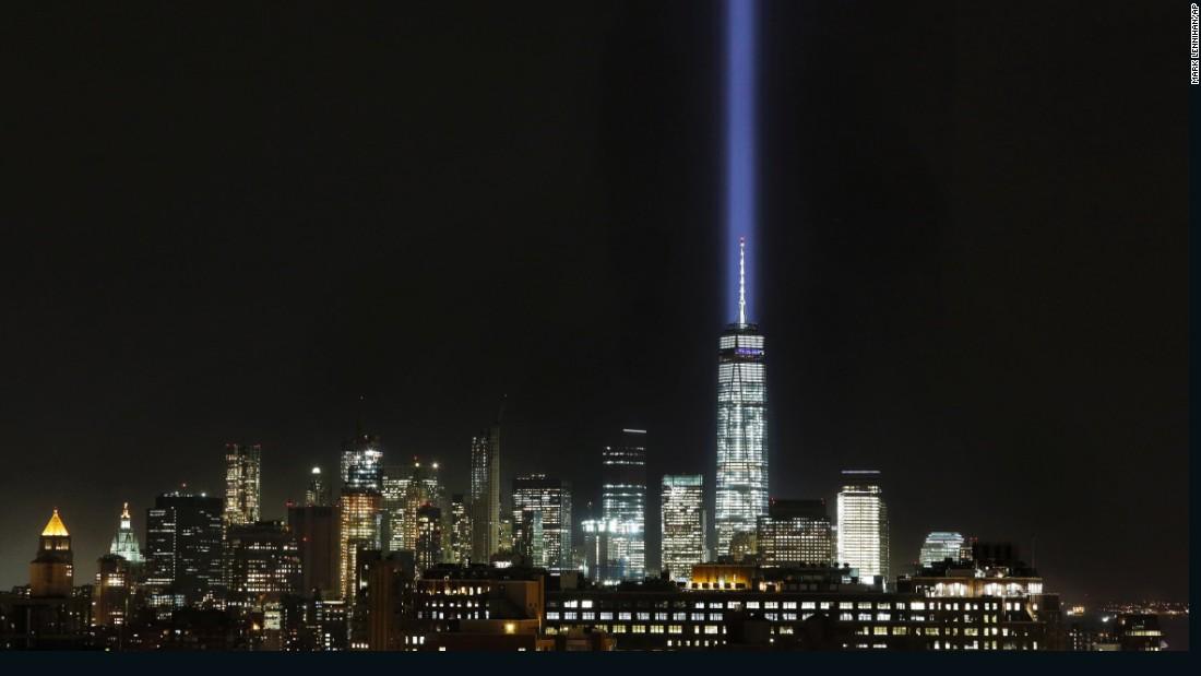 september 11 lights Gallery