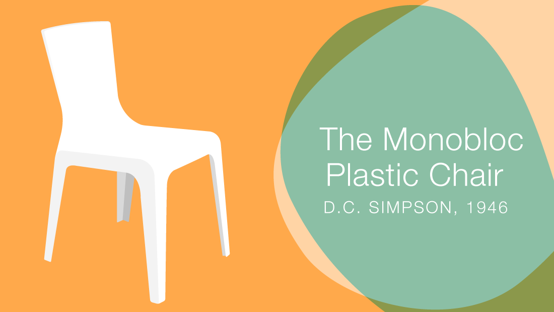 it is amazing how little knowledge there is of the first plastic chair it was - Plastic Chair
