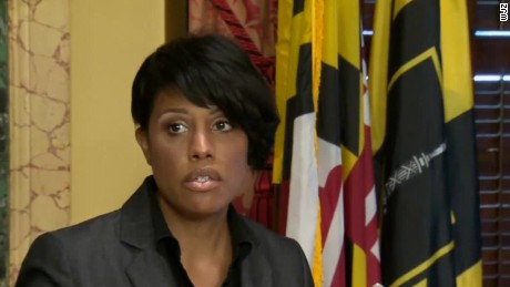 baltimore mayor rawlings blake not seeking re-election bts_00004703