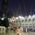 RESTRICTED mecca crane crash 0911